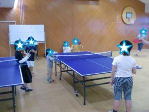【卓球大会が開催されました♪】