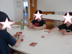 【カードゲーム大会が行われました♪】