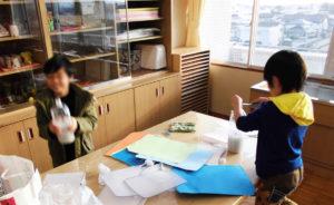 【12/13(水)クラブ活動:工作クラブ】