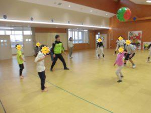 【2/10(土)バレーをしよう!】