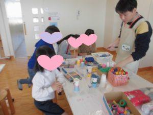 4/18(水)クラブ体験 3日目