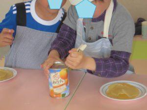 子どもクッキング/クレープ作り