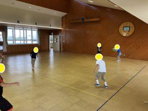 7/8(日)あつまれ!3年生と4年生 学年別ドッヂボール大会