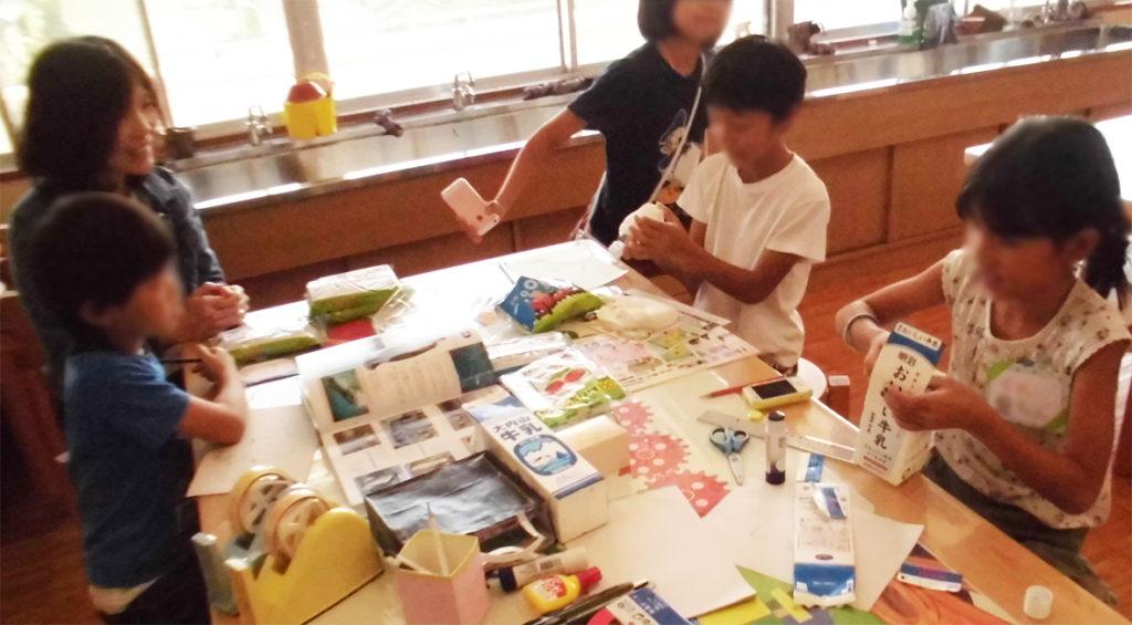 【8/8(水)クラブ活動:工作クラブ】