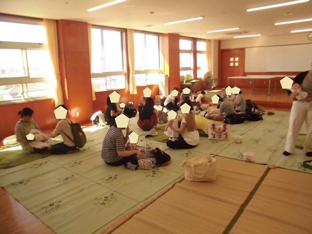 【10/9(火)赤ちゃん広場】申込不要