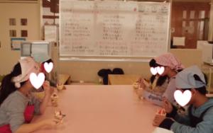 【12月23日(日)こどもクッキング カップ入りいちごのショートケーキ】