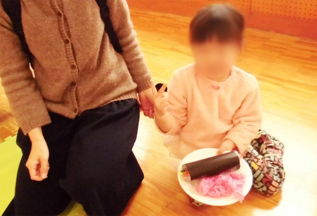 【2/14(木)親子クラフト】