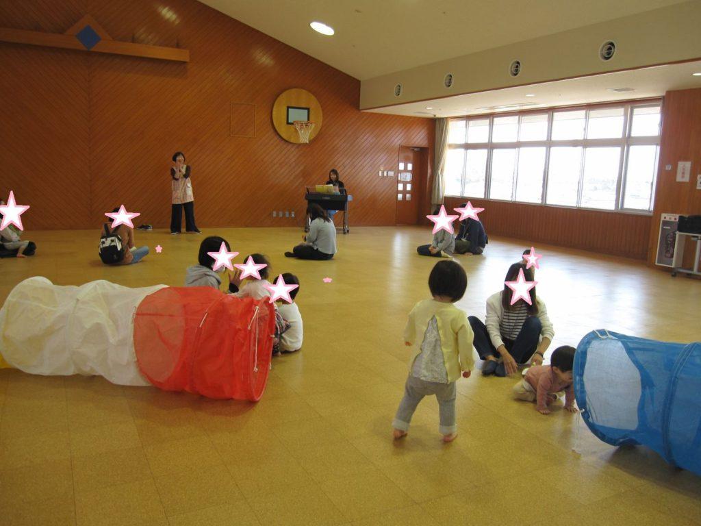 【4/8(月)すくすく広場】
