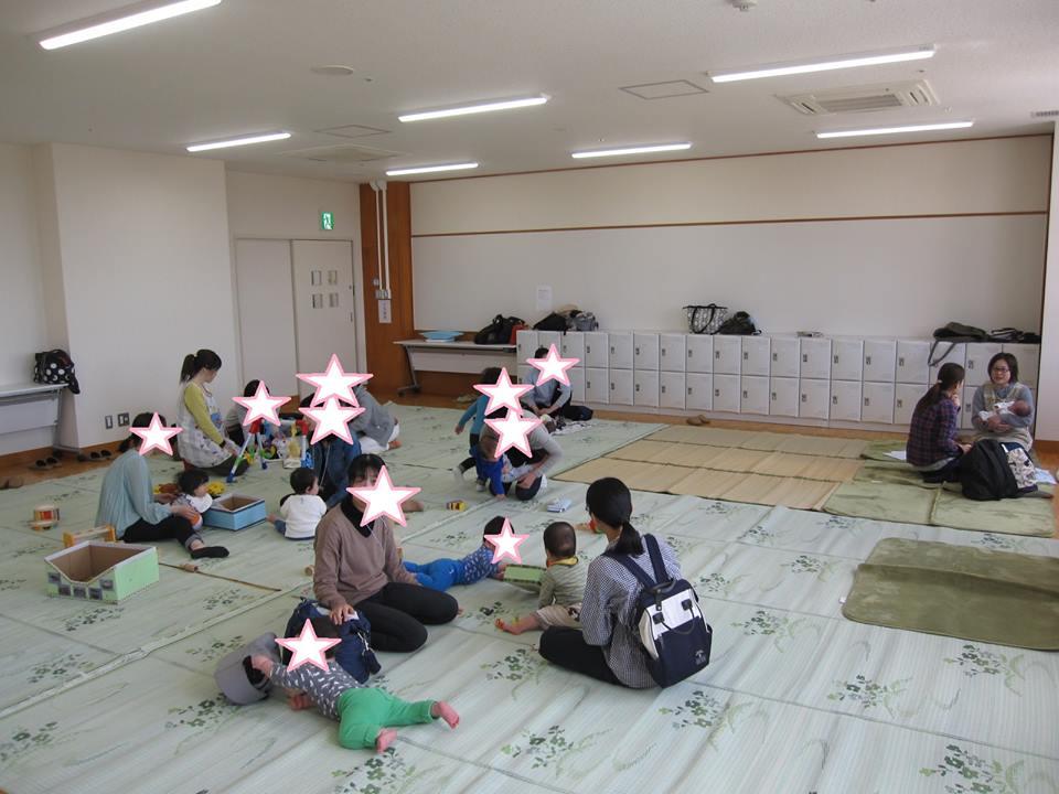 【4/9(火)赤ちゃん広場】