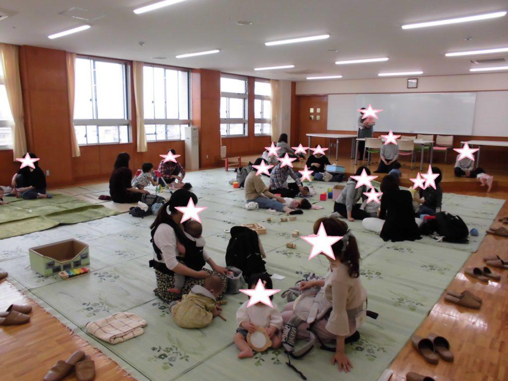 【赤ちゃん広場】