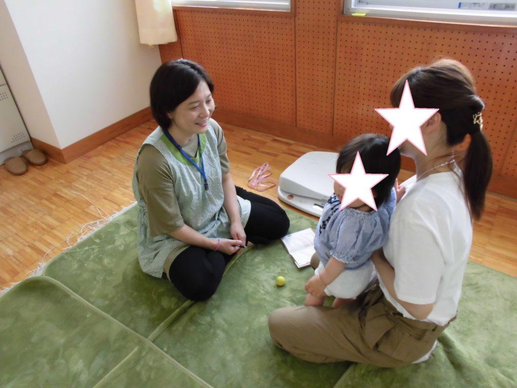 6/4(火)赤ちゃん広場