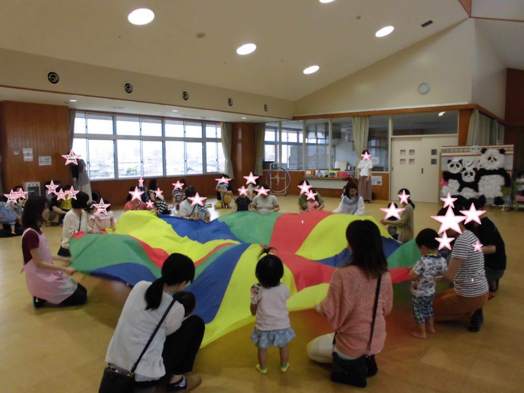 【6/14(金)あそび広場】会員制