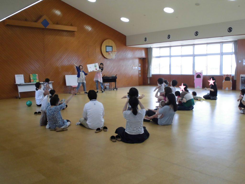 6/24(月)すくすく広場