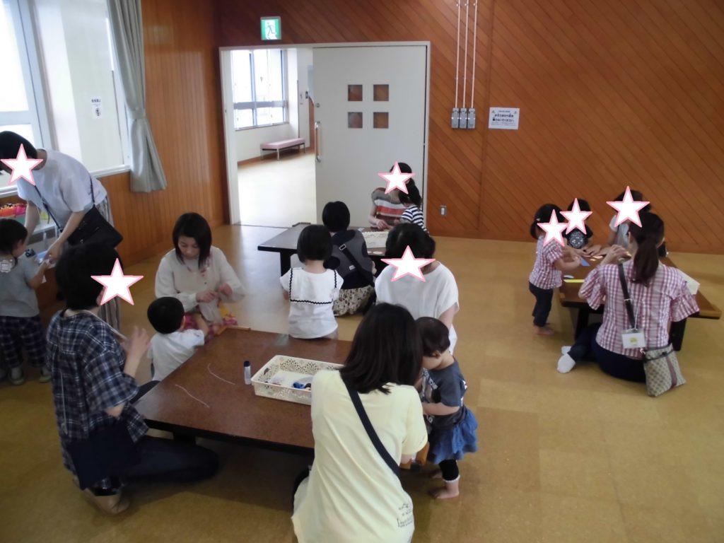 7/1(月)すくすく広場