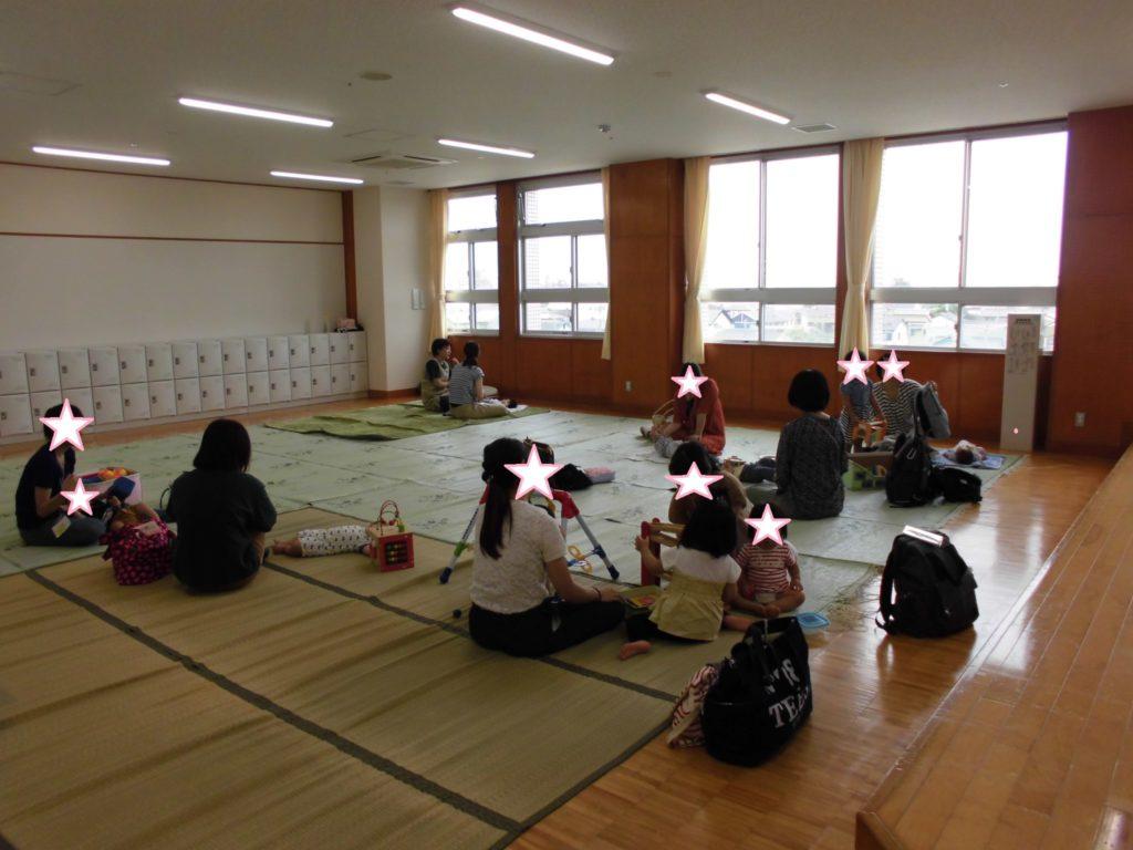 7/2(火)赤ちゃん広場