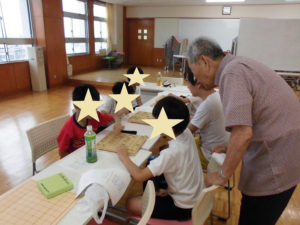 【7/3(水) 将棋クラブ】