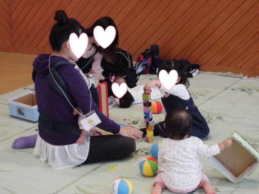 赤ちゃん広場