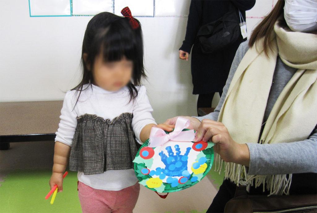 【12/5(木)親子クラフト】