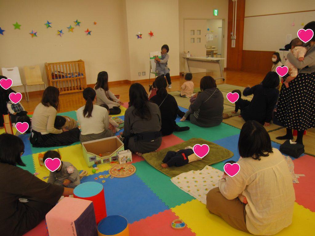 12/19(木)なかよし広場