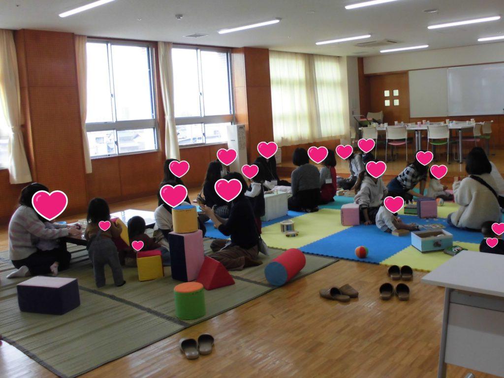 2/20(木)なかよし広場