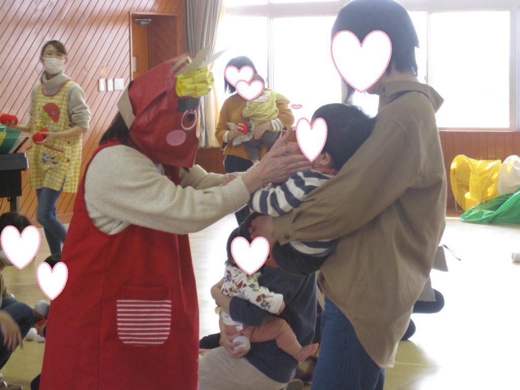 【2/3(月)すくすく広場】