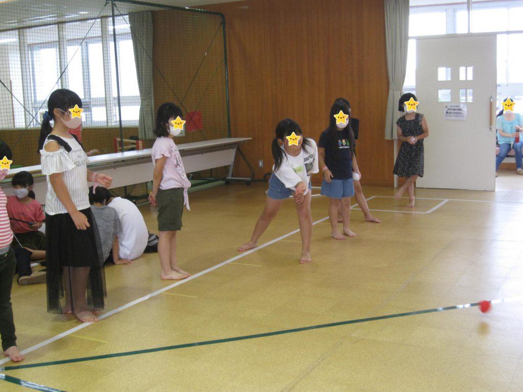 【6/27 スポーツ活動 ボッチャ】