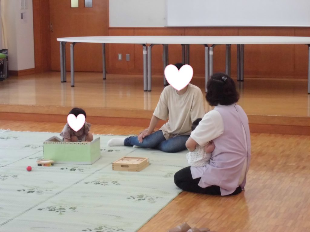7/14(火)赤ちゃん広場