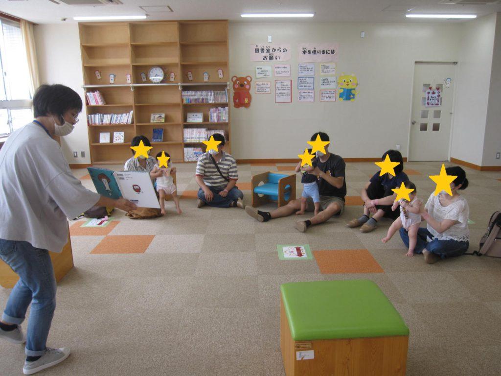 7/12 えほんのひろば
