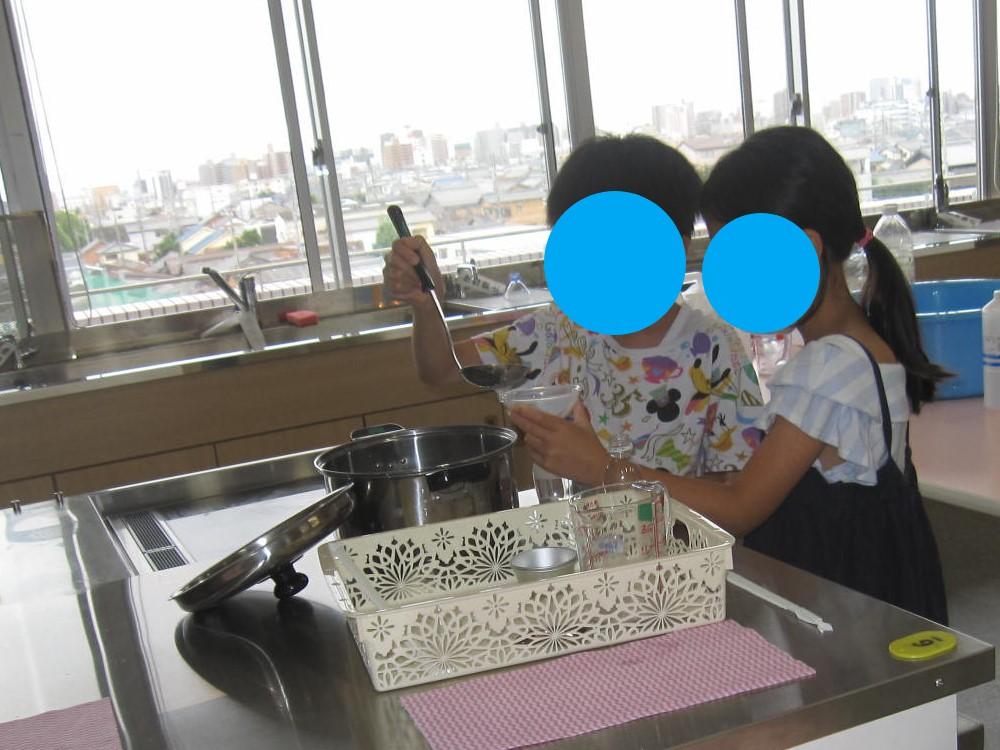 【7/26(日)手作りシャボン液に挑戦!】