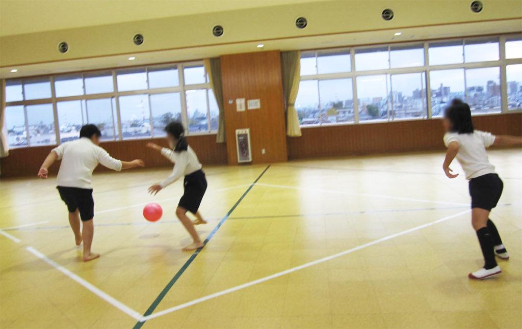 【11/25(水) ☆ポートボールをやってみよう☆】