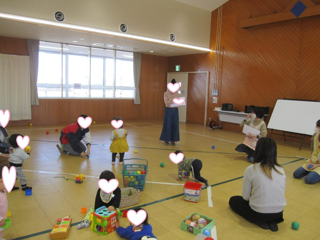 【1/8(金)あそび広場】会員制