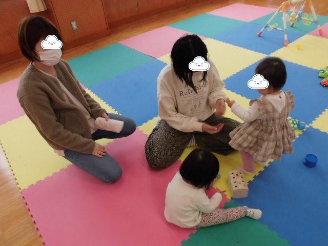 【3/8 (月) ○○広場】
