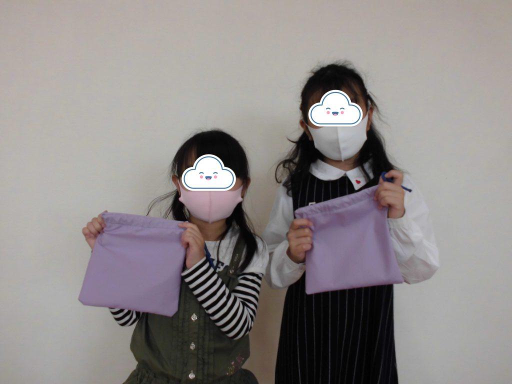 【4/1 はじめてのミシン】