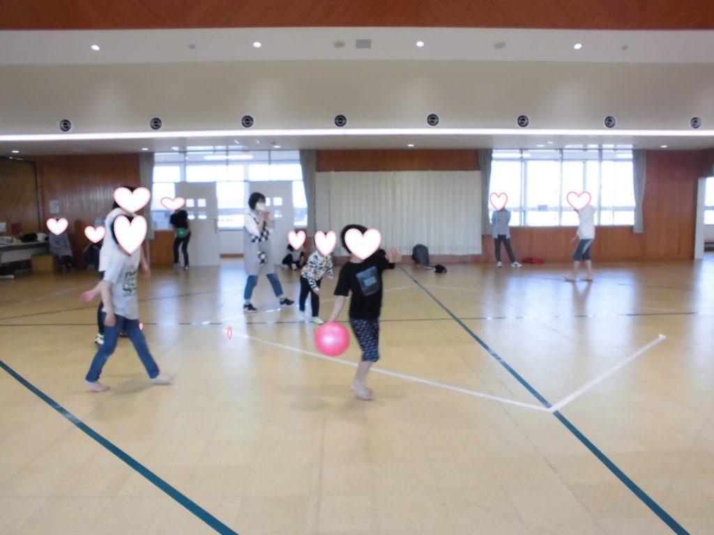 【4/25(日)ドッヂボール大会】