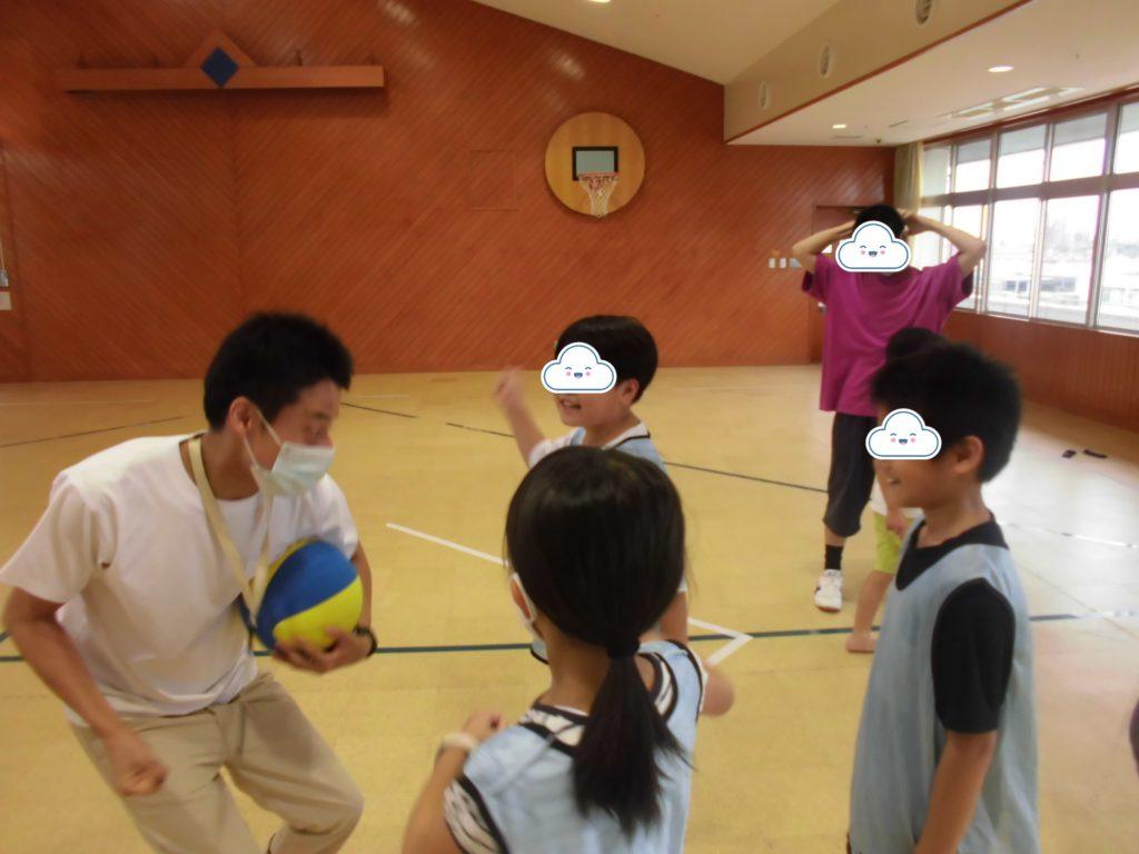 【7/10 スポーツ活動 3on3】
