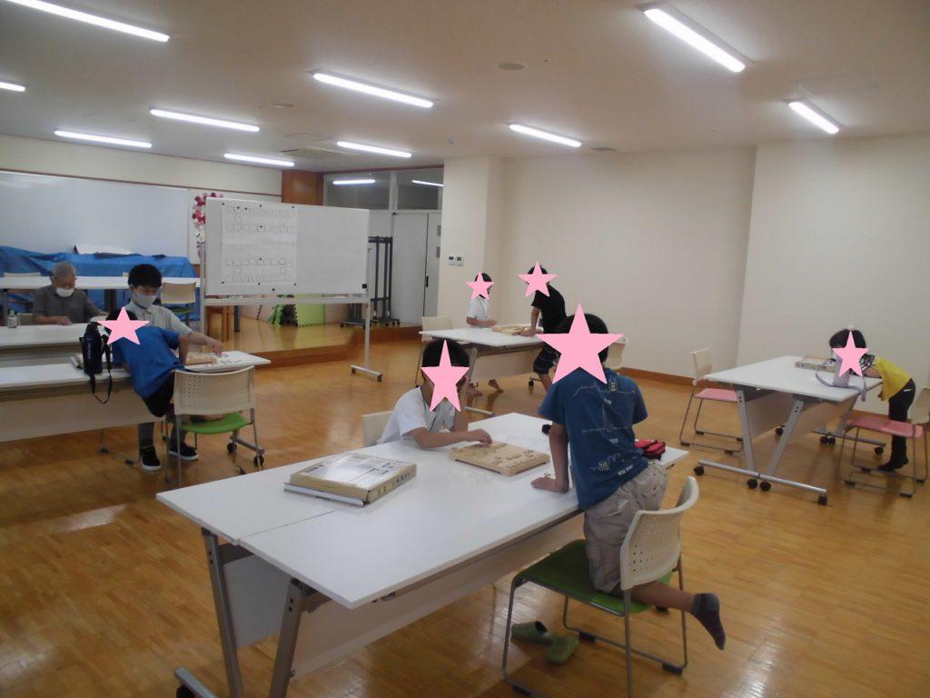 【7/7(水) 将棋クラブ】