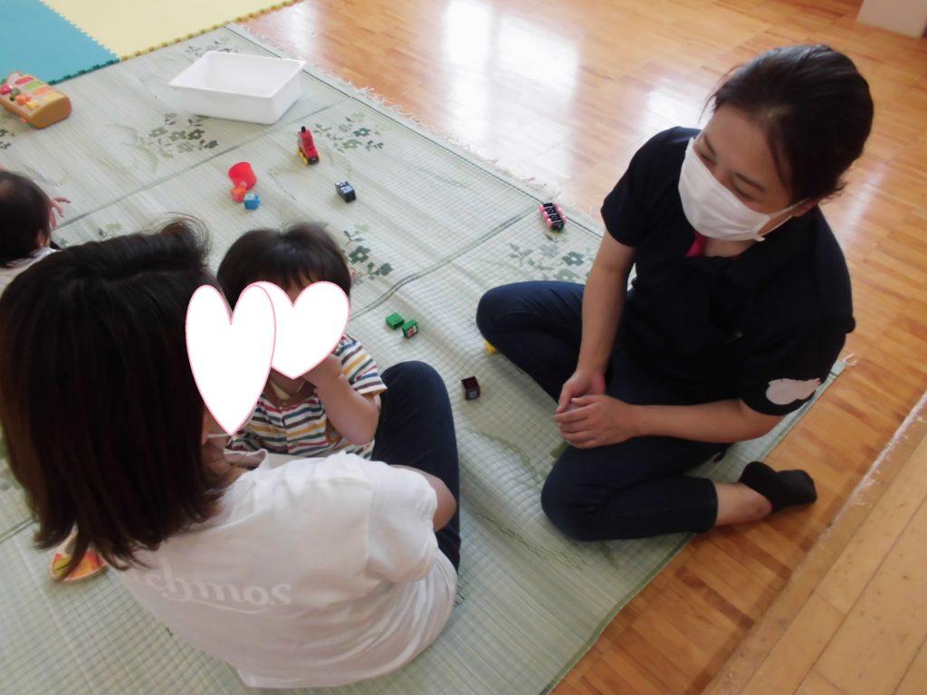 【7/13(火)赤ちゃん広場】