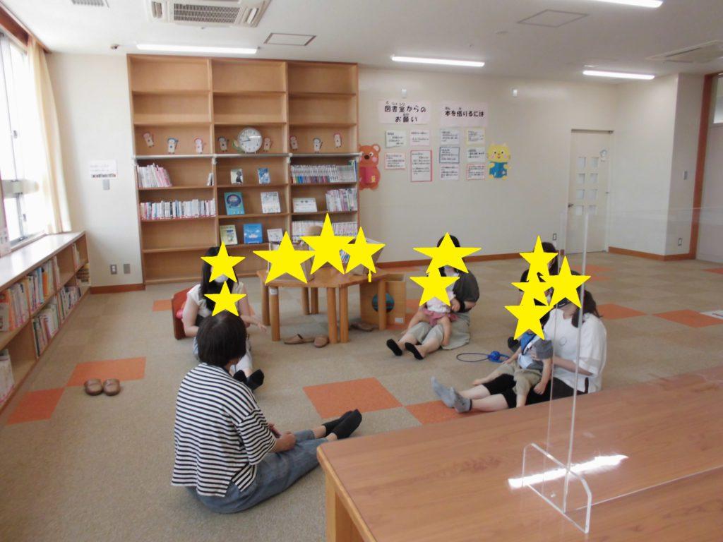 【7/24(土) えほんのひろば】